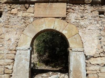 Ciudad Encantada de Tamajón - Retiendas - Almiruete;rutas por la sierra de madrid; la panera el esp